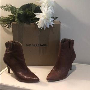 🍀Lucky Brand Bootie